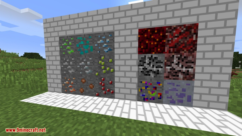 M-Ore Mod Screenshots 1