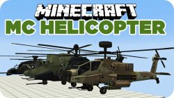 MC Helicopter Mod