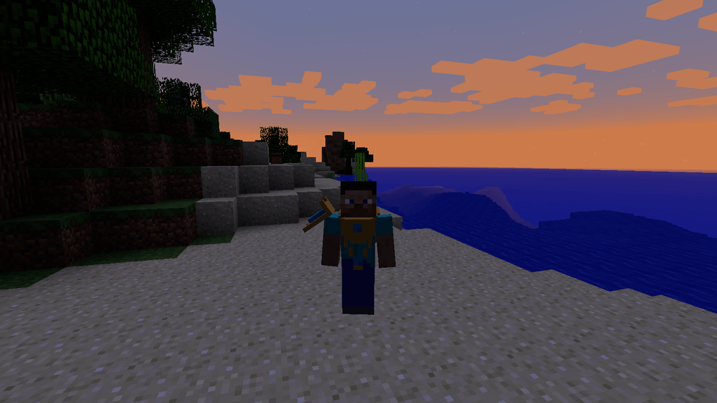 Mankini mod for minecraft 04