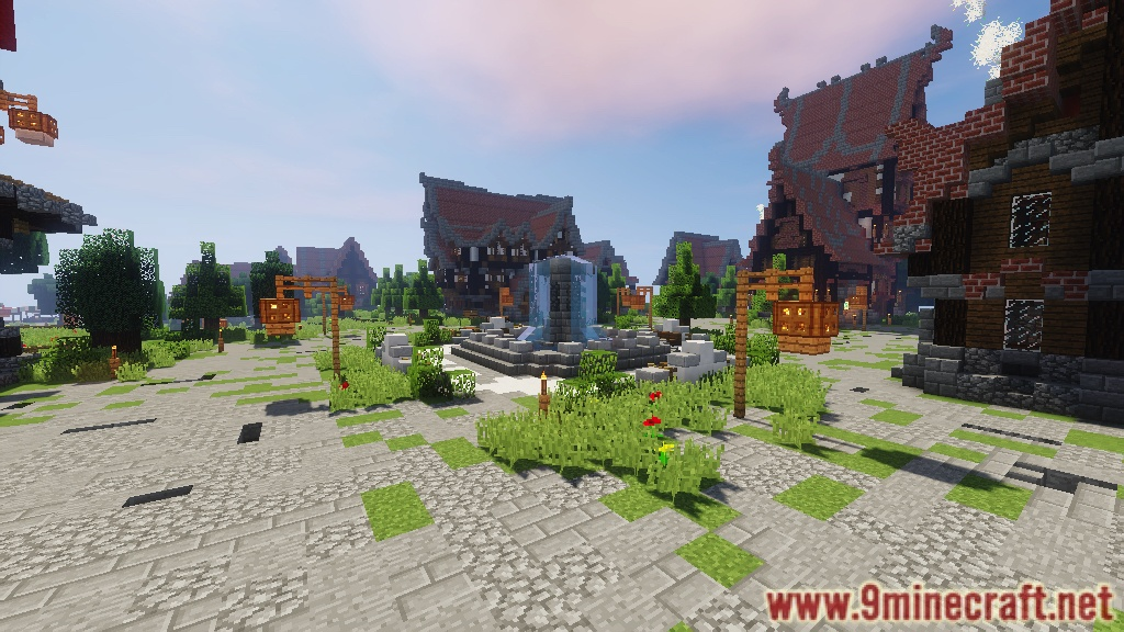 Medieval Town Map Pack Screenshots 1