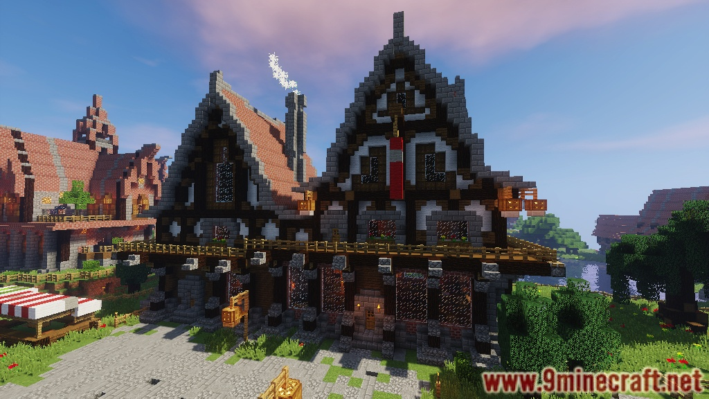 Medieval Town Map Pack Screenshots 2