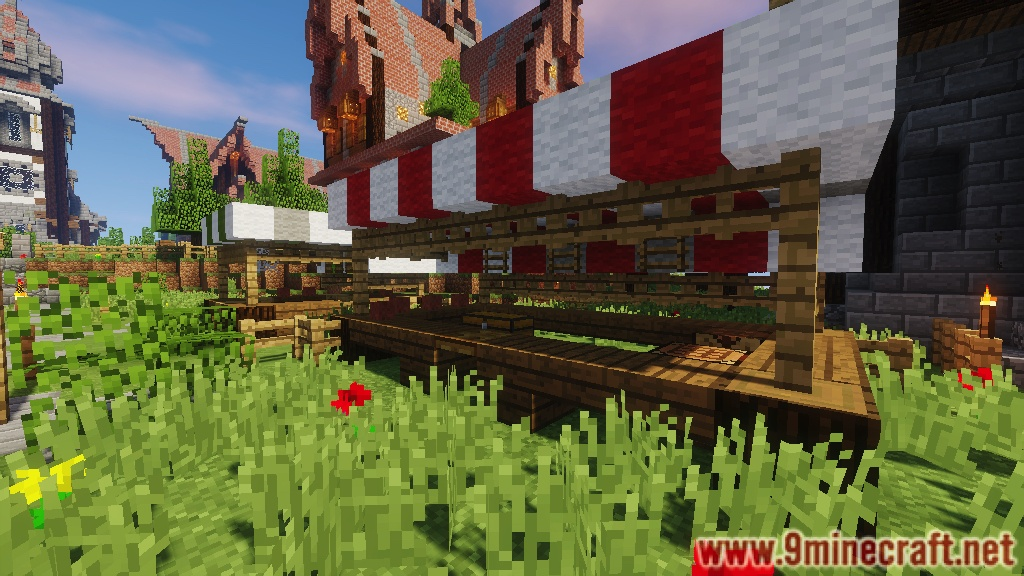 Medieval Town Map Pack Screenshots 3