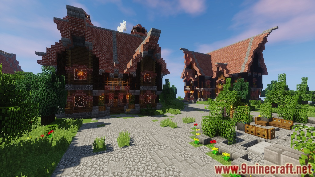 Medieval Town Map Pack Screenshots 4