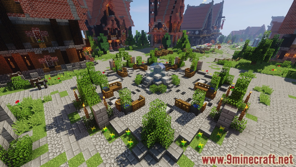 Medieval Town Map Pack Screenshots 5