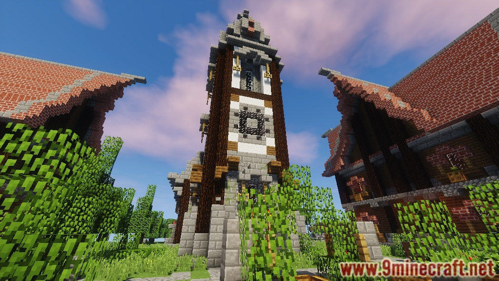 Medieval Town Map Pack Screenshots 6