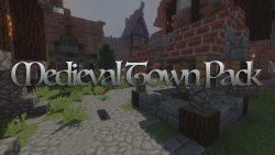 Medieval Town Map Pack Thumbnail