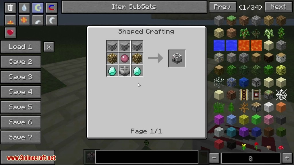 MineFactory Reloaded Mod Crafting Recipes 13