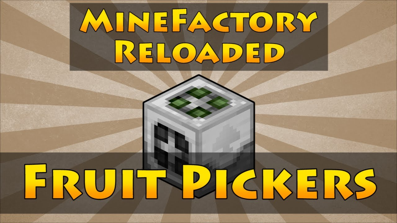 MineFactory Reloaded Mod Features 1