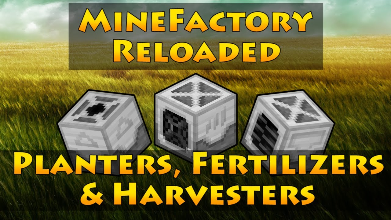 MineFactory Reloaded Mod Features 11