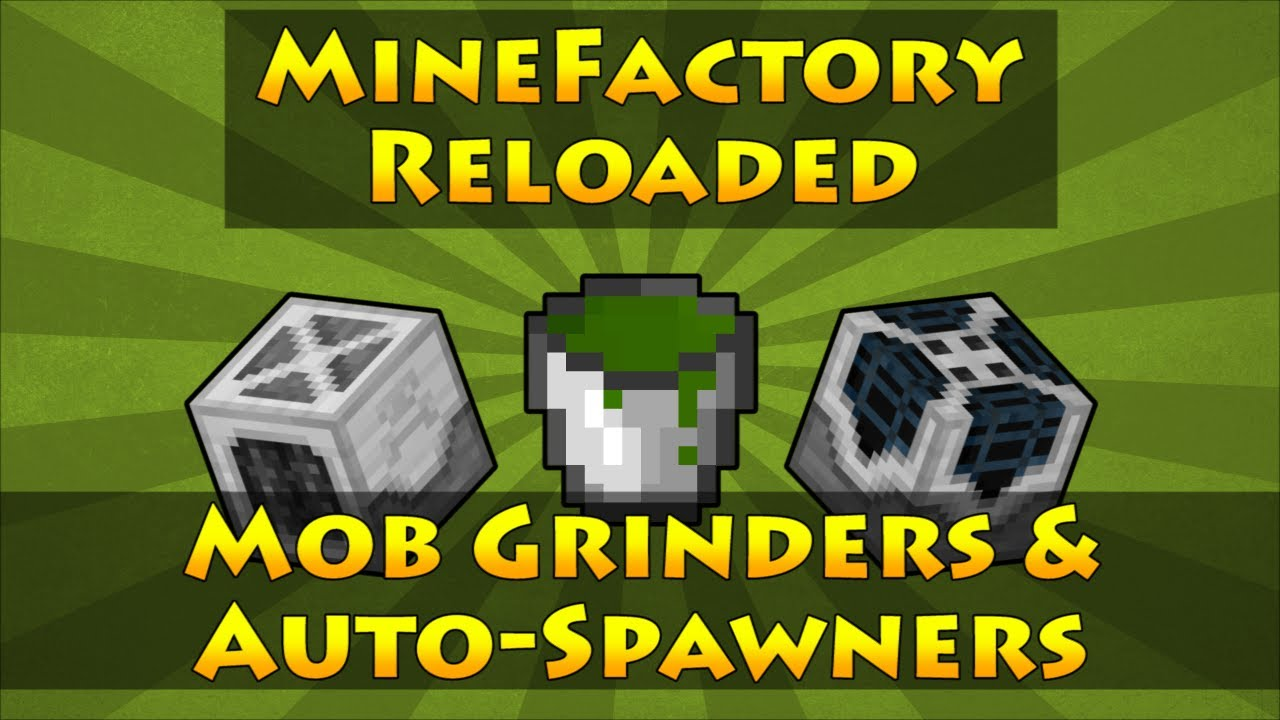 MineFactory Reloaded Mod Features 12