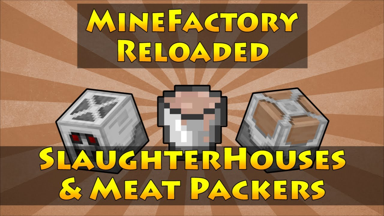 MineFactory Reloaded Mod Features 13