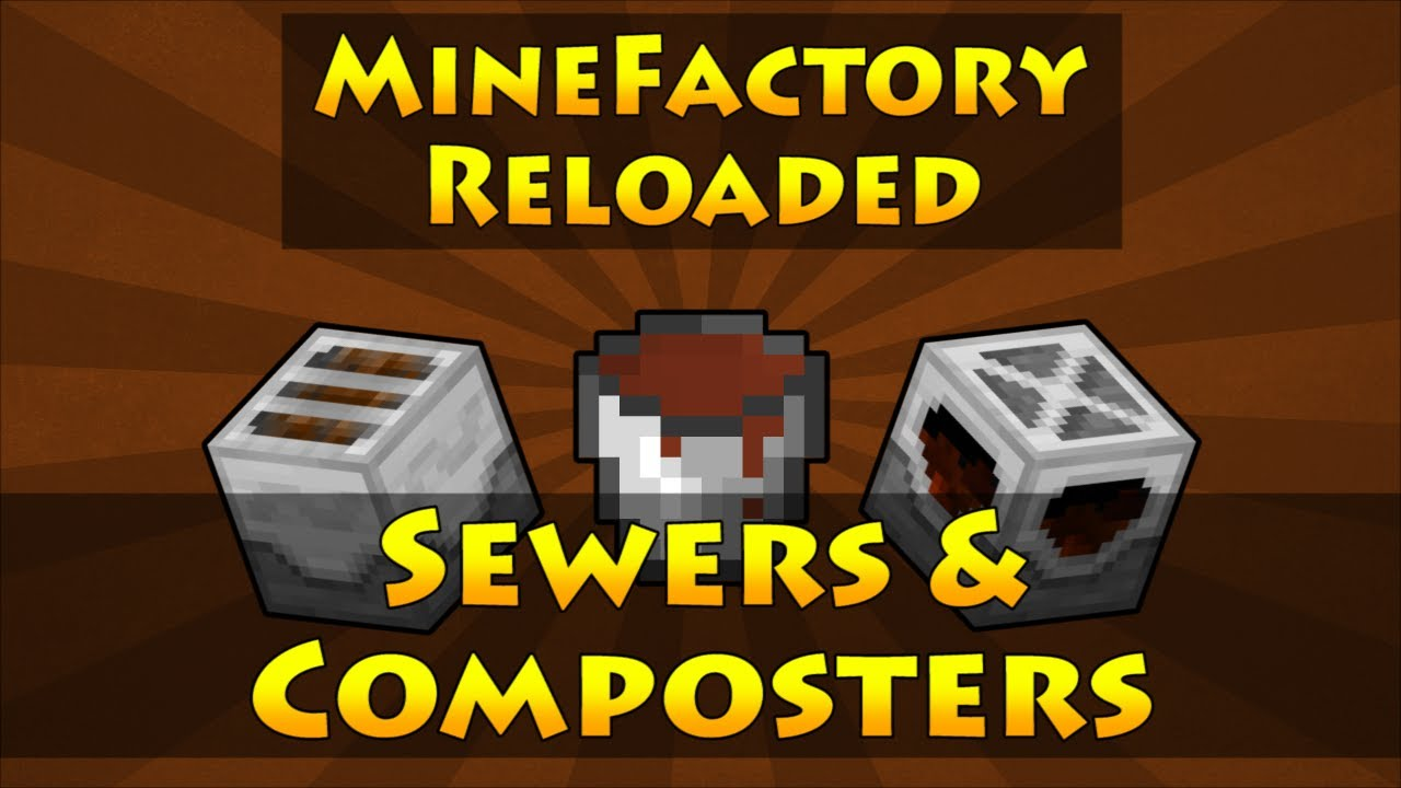 MineFactory Reloaded Mod Features 15