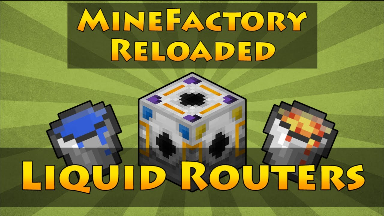 MineFactory Reloaded Mod Features 21