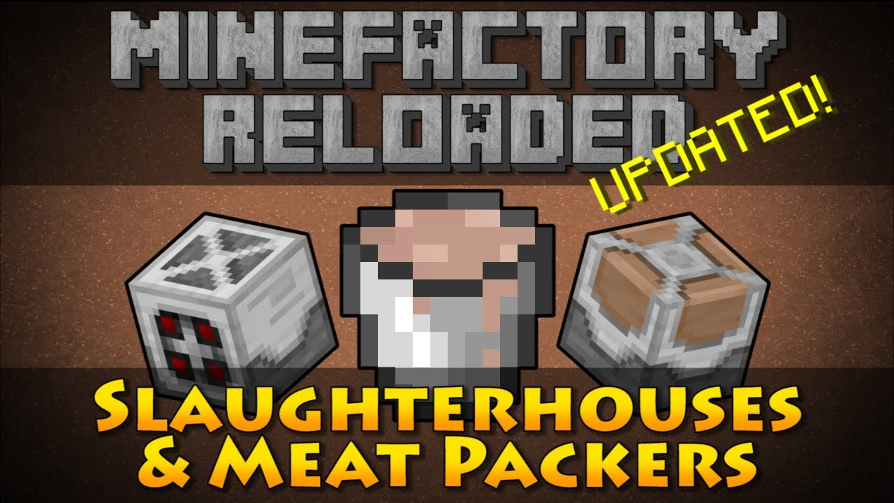 MineFactory Reloaded Mod Features 22