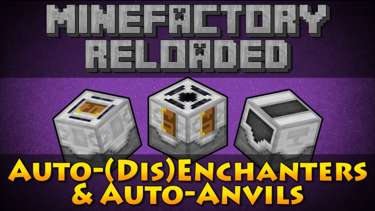 MineFactory Reloaded Mod Features 23