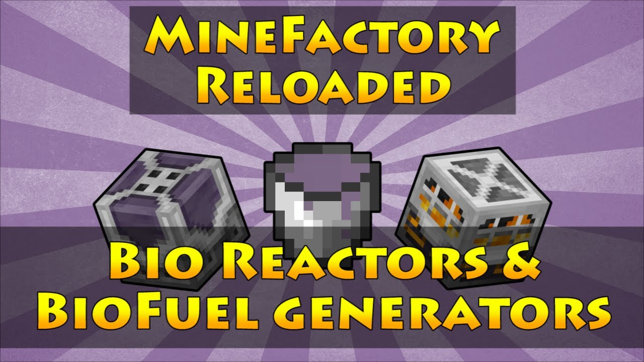 MineFactory Reloaded Mod Features 6