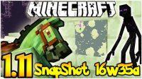 Minecraft 1.11 Snapshot 16w35a
