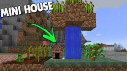 Mini-Houses Command Block