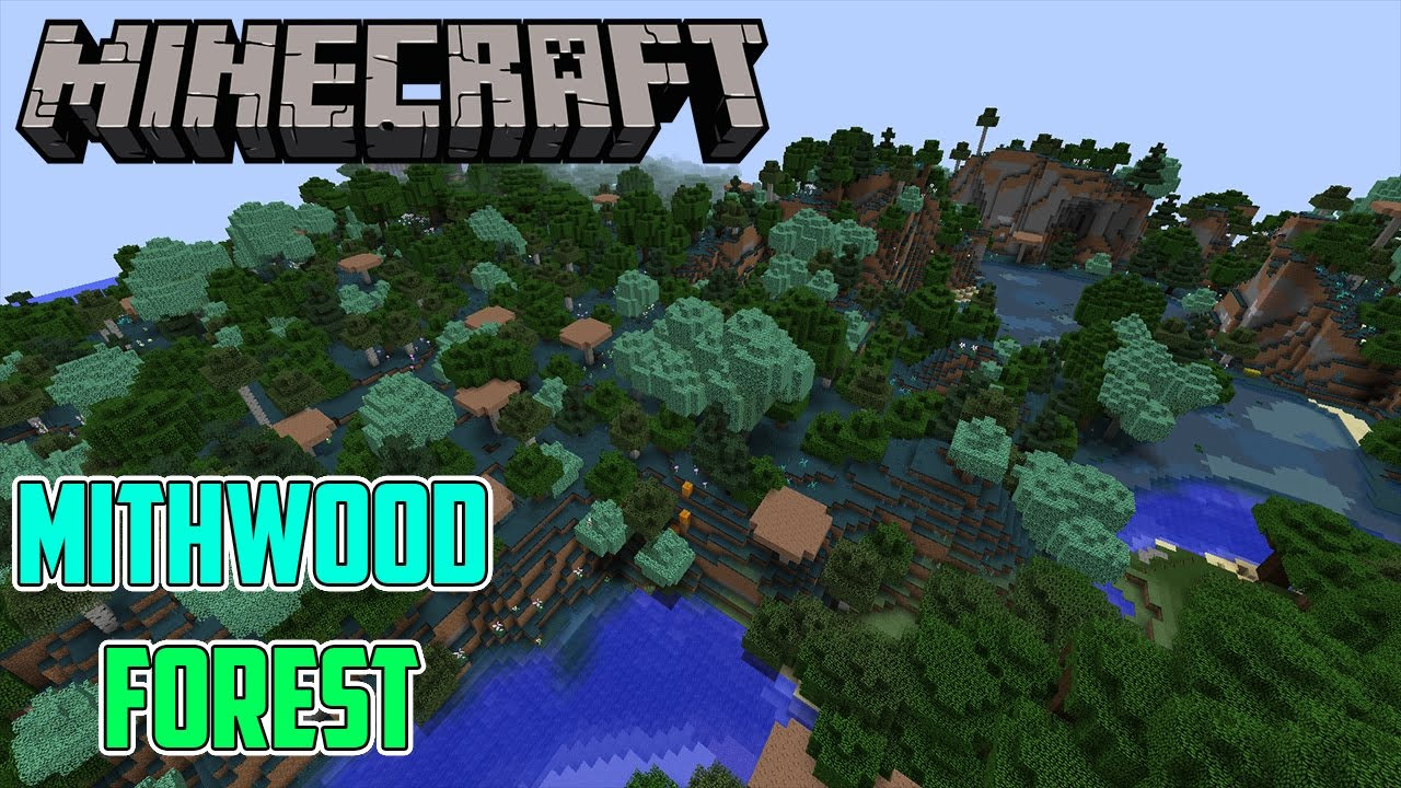 Mithwood Forest Mod 1 10 2 (New Biome) - 9Minecraft Net