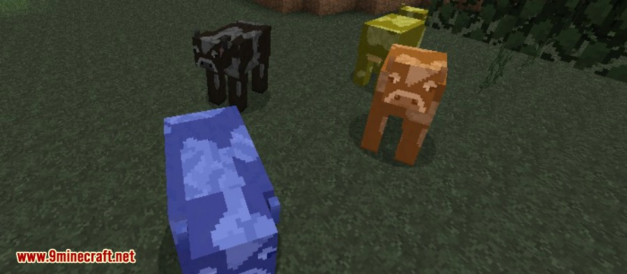 Moo Fluids Mod Screenshots 4