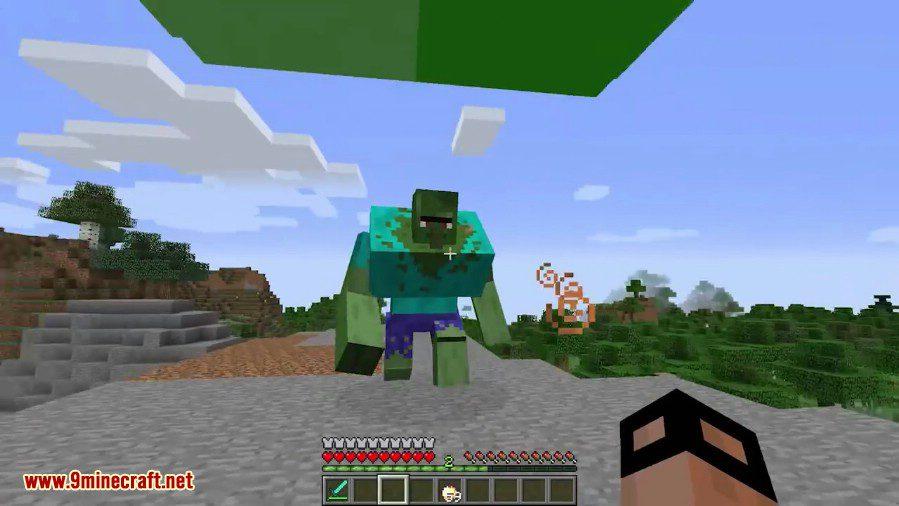 Mutant Creatures Mod 14
