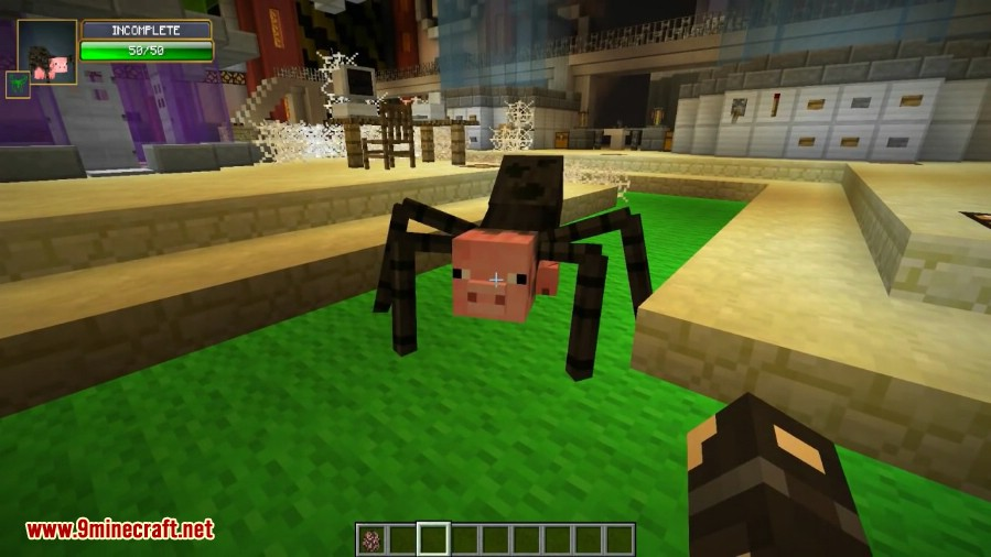 Mutant Creatures Mod 15