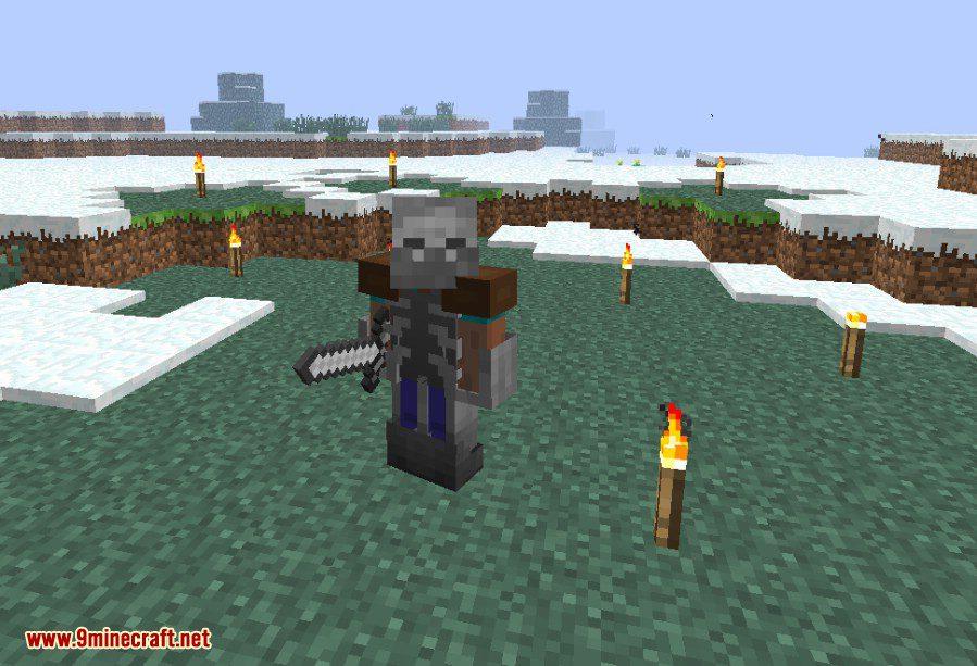Mutant Creatures Mod 18