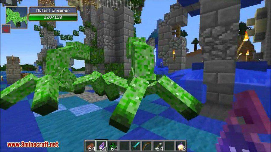 Mutant Creatures Mod 4