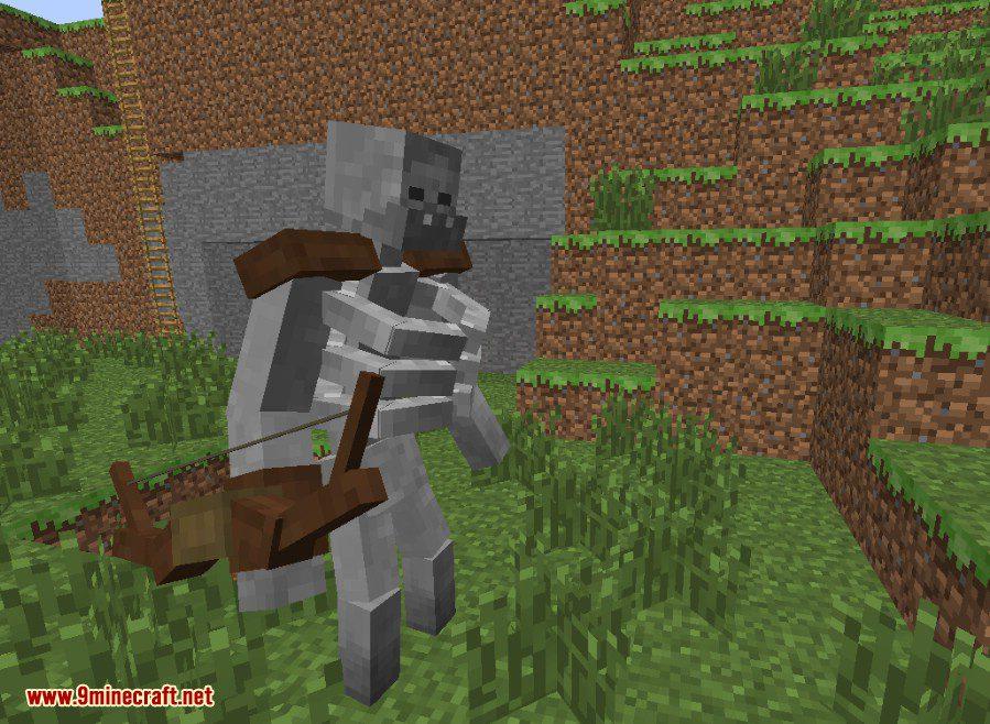 mutant creature mod 1.7.10