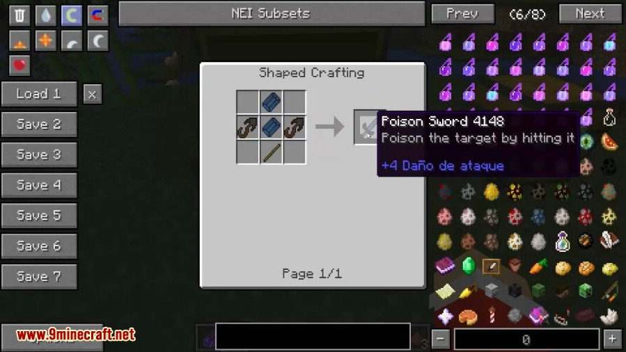 OceanCraft Mod 15