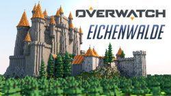 Overwatch Eichenwalde Castle Map