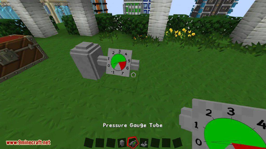 PneumaticCraft Mod Screenshots 1