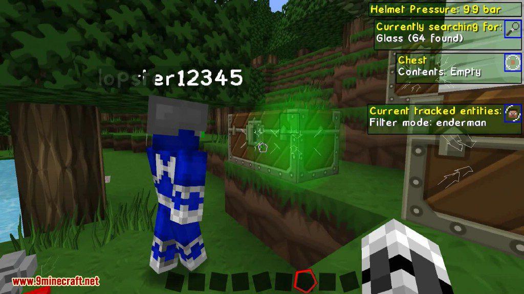 PneumaticCraft Mod Screenshots 12