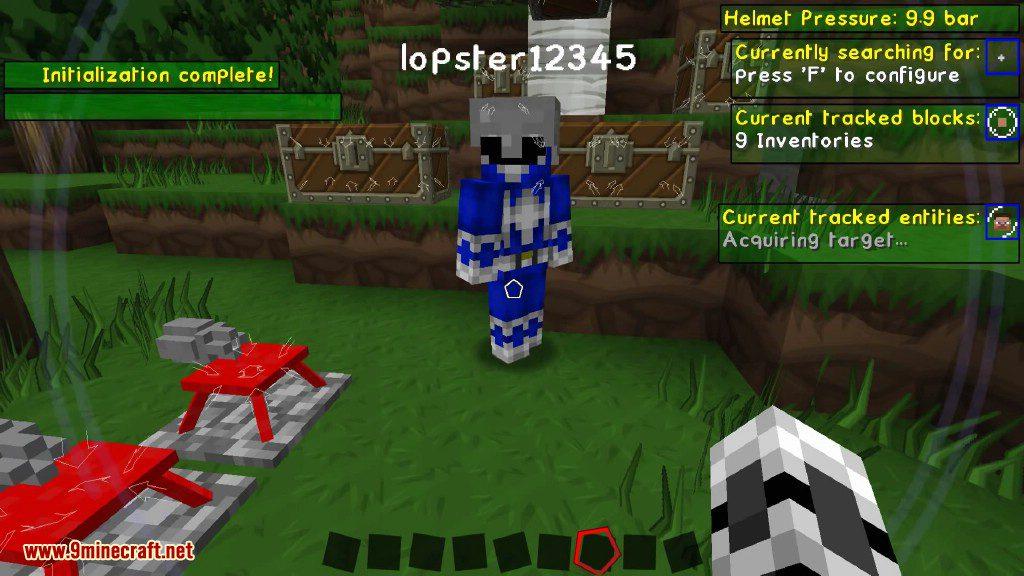 PneumaticCraft Mod Screenshots 8