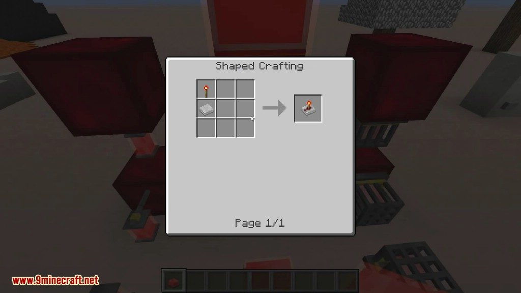 Project Red Mod Crafting Recipes 10