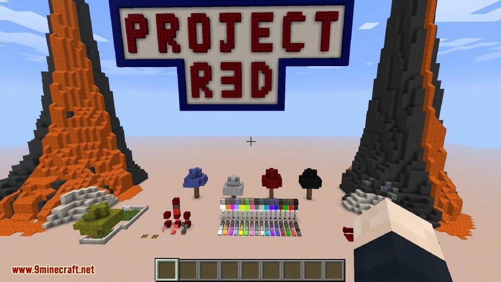 Project Red Mod Screenshots 1