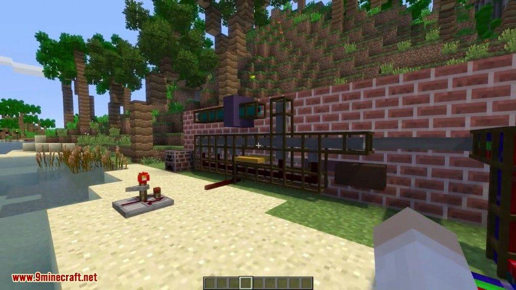 Project Red Mod Screenshots 2