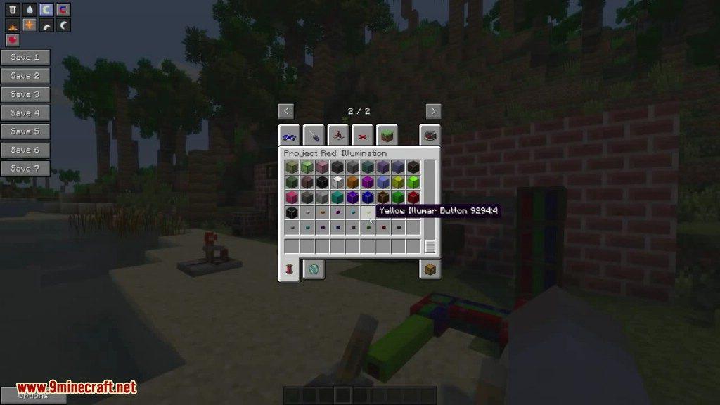 Project Red Mod Screenshots 4