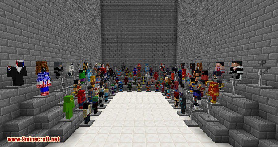 Project Superhuman Mod Screenshots 1