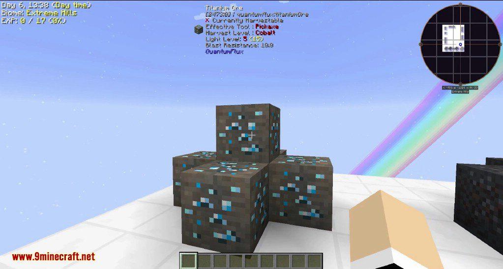 QuantumFlux Mod Screenshots 1