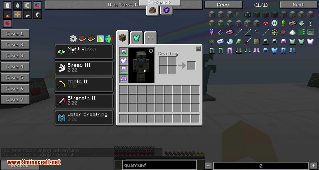 QuantumFlux Mod Screenshots 14