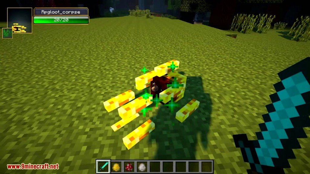 RPGLoot Mod Screenshots 1
