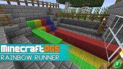 Rainbow Runner Mini Map Thumbnail