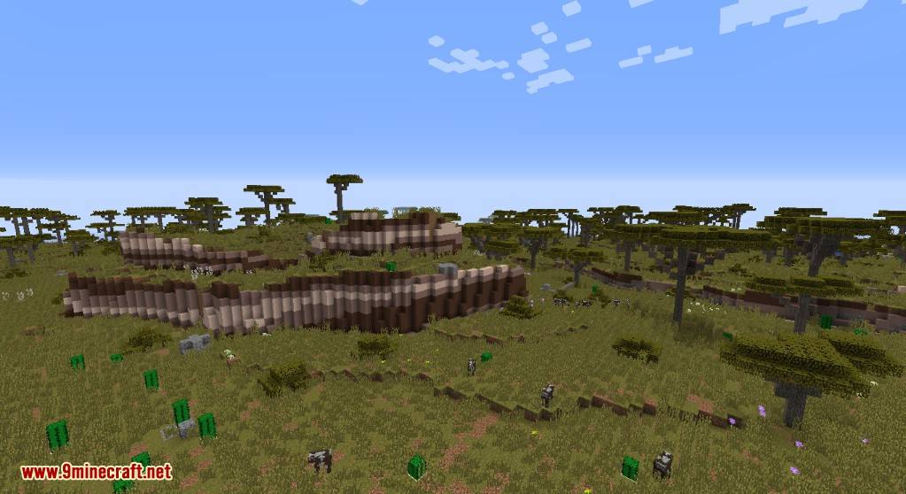 Realistic Terrain Generation Mod Screenshots 13
