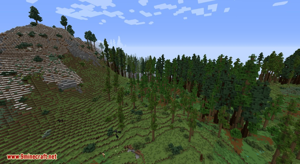 Realistic Terrain Generation Mod Screenshots 9