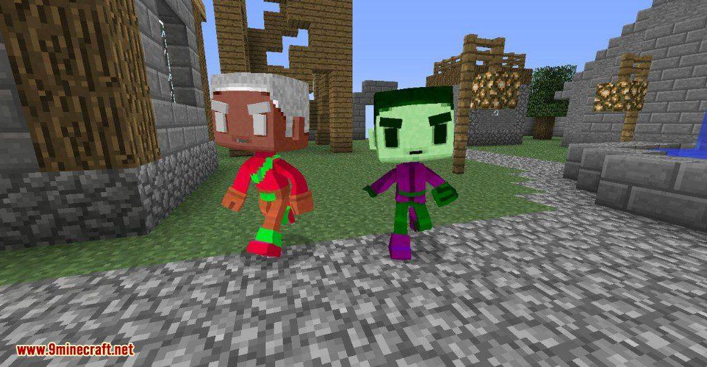 Rediscovered Mod 1 8 1 7 10 Secret Minecraft Features