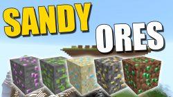 Sandy Ores Mod