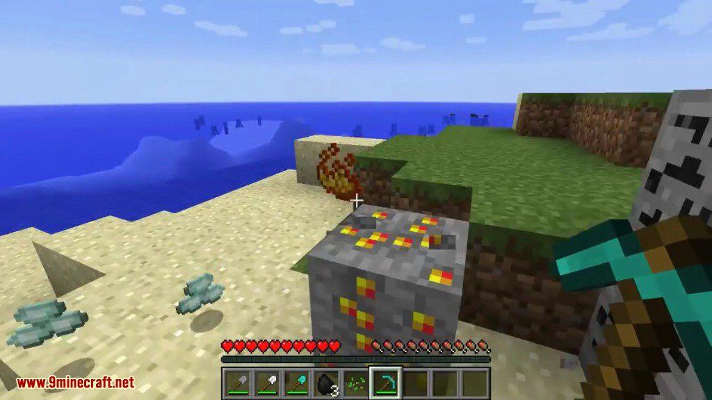 Sandy Ores Mod Screenshots 15