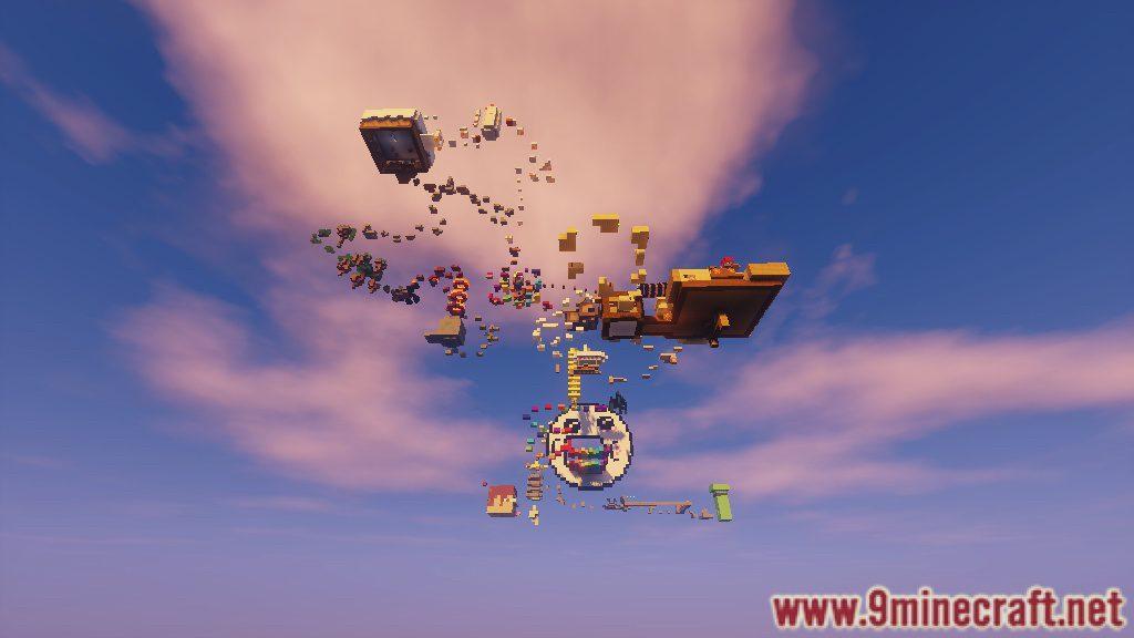 Screw Gravity Map Screenshots 1
