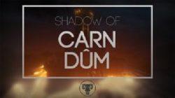 Shadow of Carn Dum Map logo
